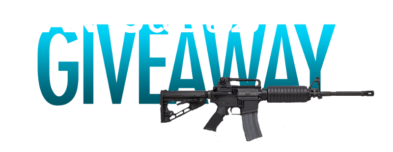 Free ar 15 giveaway