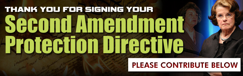 Sign your Second Amendment Protection Directive