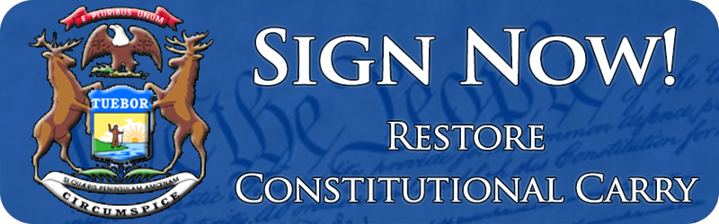 National Association for Gun Rights - Michigan Petition